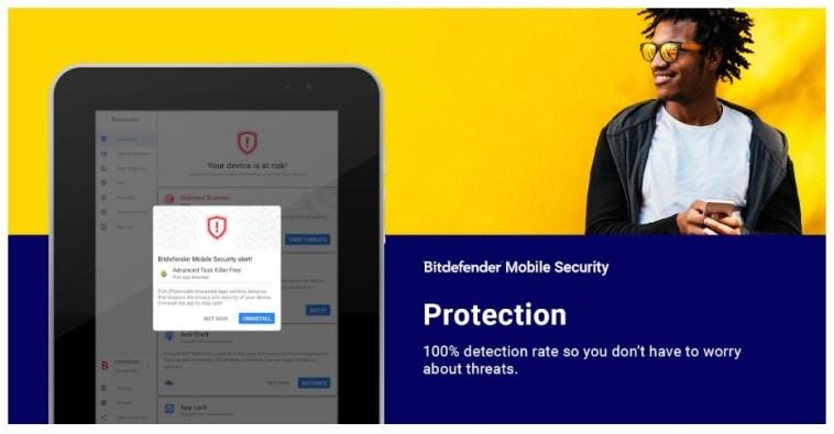 Bitdifender Antivirus Mobile