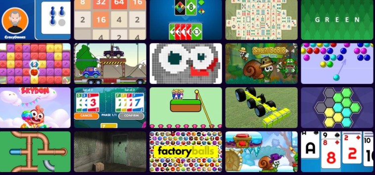 Kinds Puzzle Games