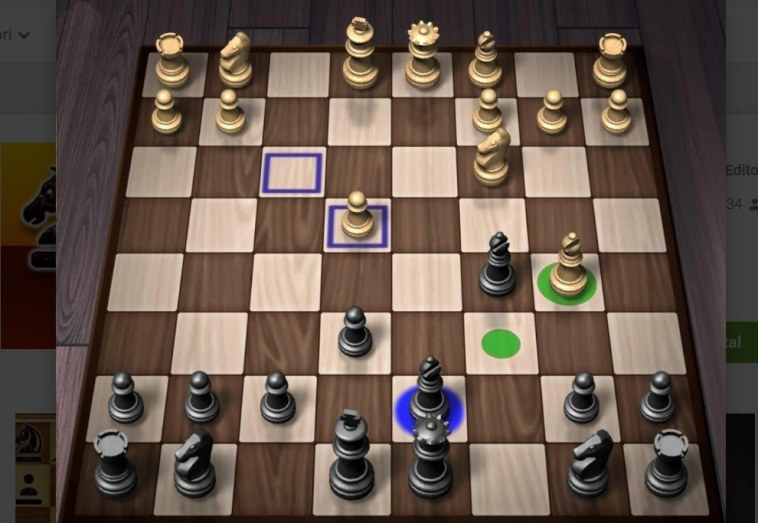 in game chess free