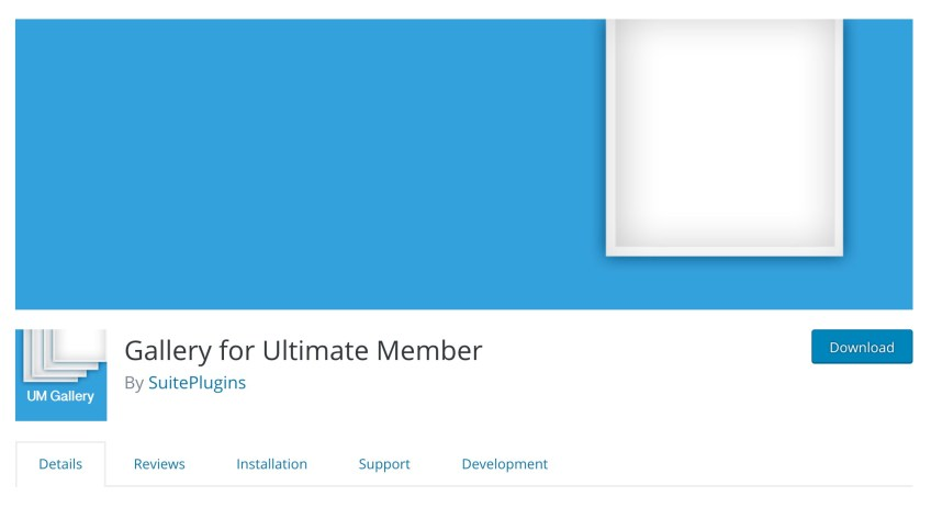 Ultimate Member Gallery Plugin