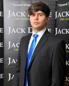 Black Two Piece Jack Doyle Suit Suit Distributors Cork