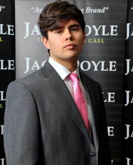 Charcoal Grey Two Piece Jack Doyle Suit Suit Distributors Cork