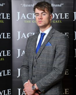 Grey Check Tweed Three Piece Jack Doyle Suit Suit Distributors Cork