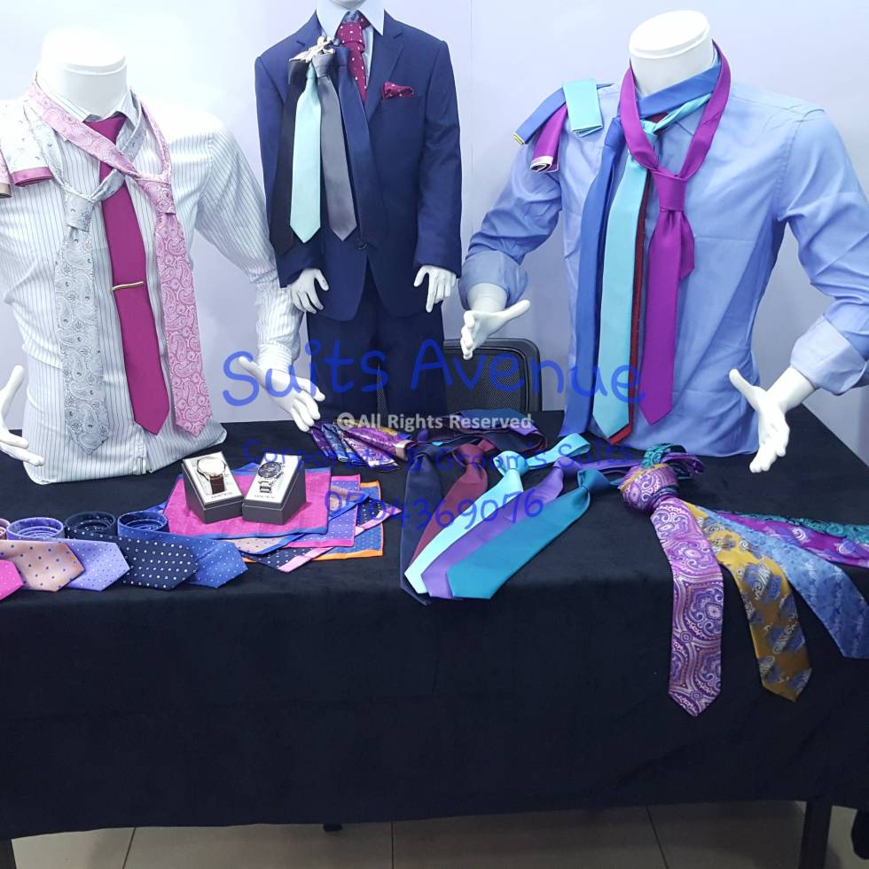 Ties for Every Shirt
