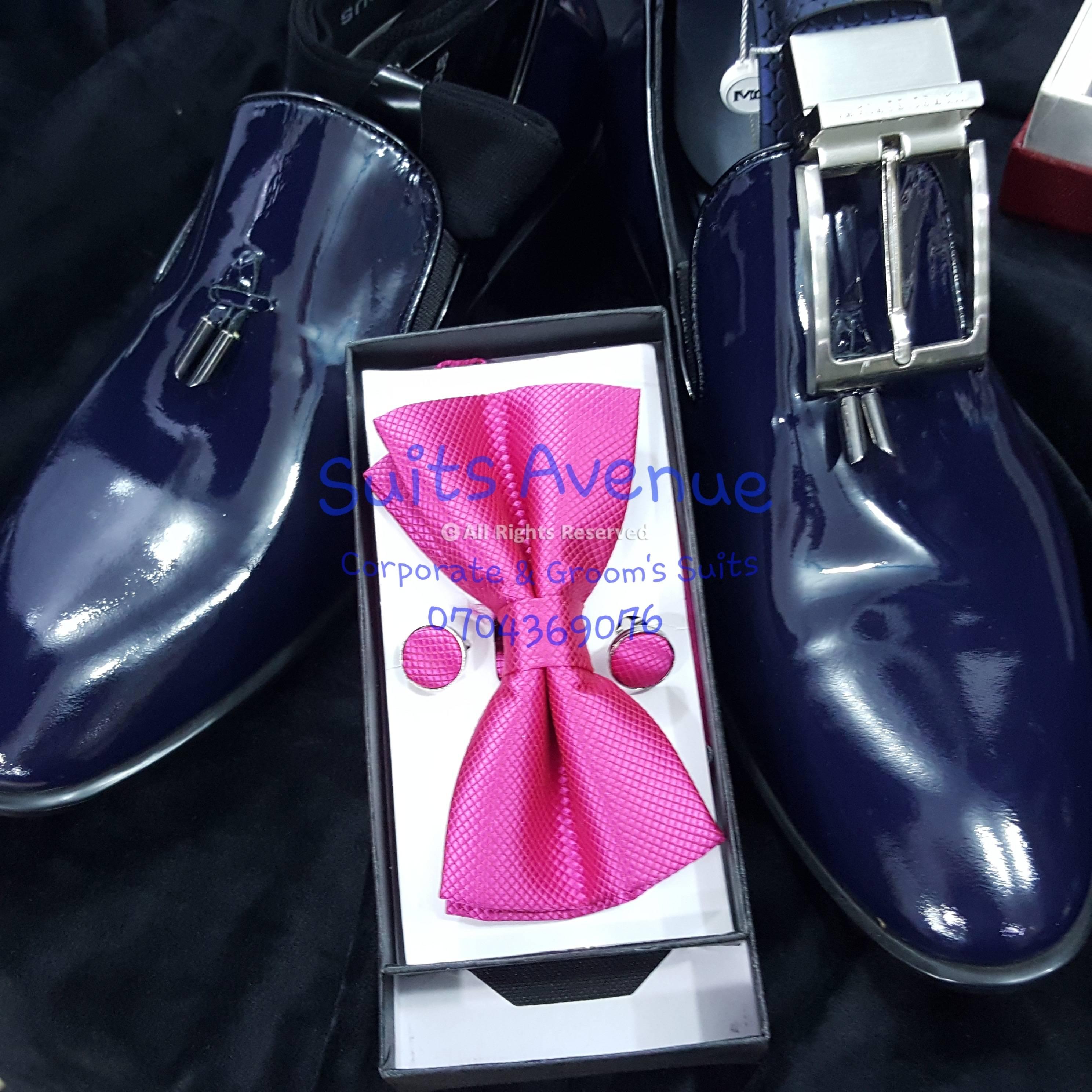 Tuxedo Shoe Sets