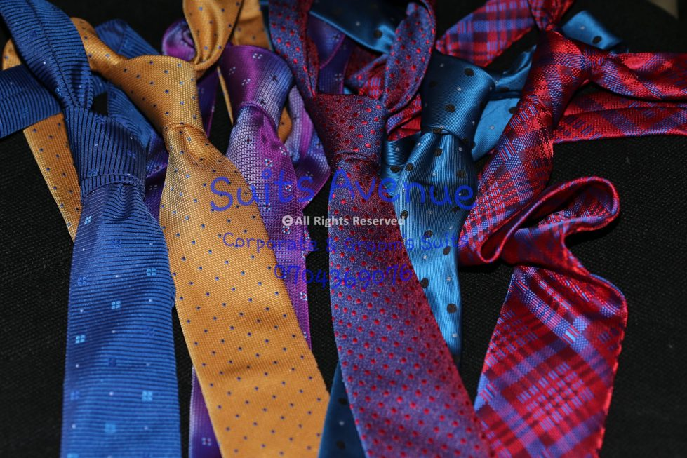 Imported Ties