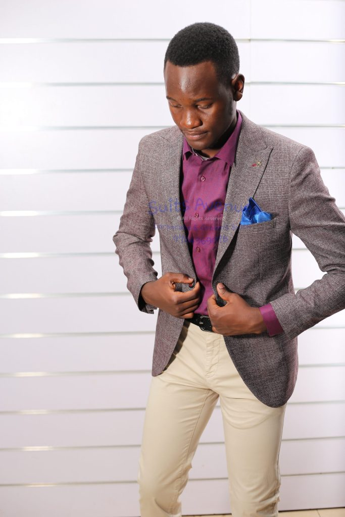 Imported Blazer Wool