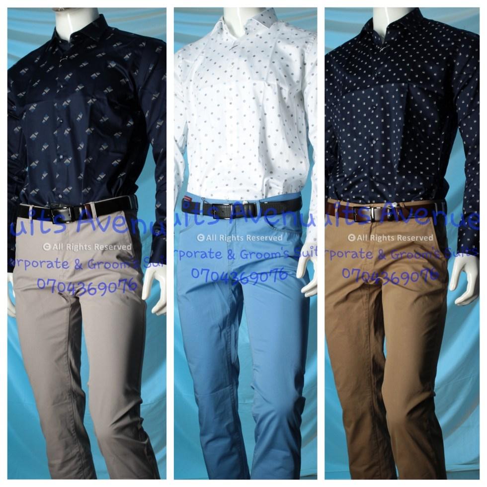 Men's Casual Shirts
