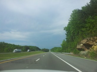 On the I-75 N