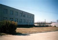 大连医大生物塑化有限公司,工厂的正门