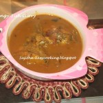 Tangy- Fish Curry