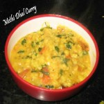 Methi Dhal Curry