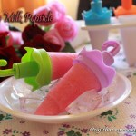 Rose Milk Popsicle/Paal Ice