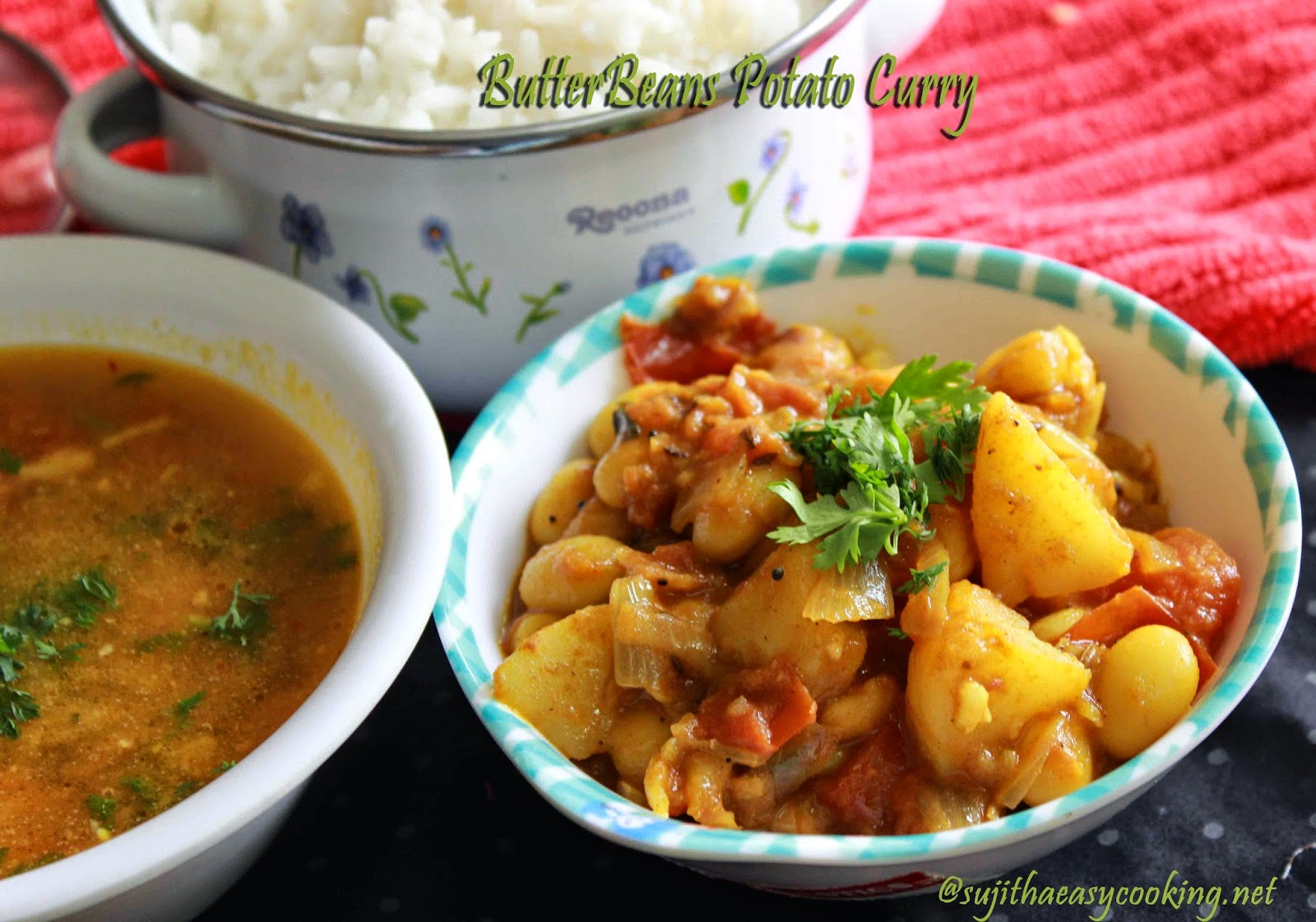 ButterBeans Potato Curry