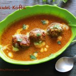 Lauki Kofta/Bottle Gourd Kofta Curry