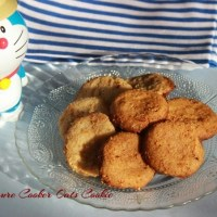Oats Cookies Pressure Cooker method/No Butter Oats Cookies in Pressure cooker