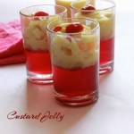 Custard Jelly-New year 2015
