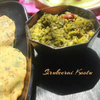 Sirukeerai Kootu/Spinach Curry
