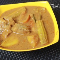 Meen Kulambu/Fish Curry