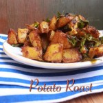 Nadan Potato Roast