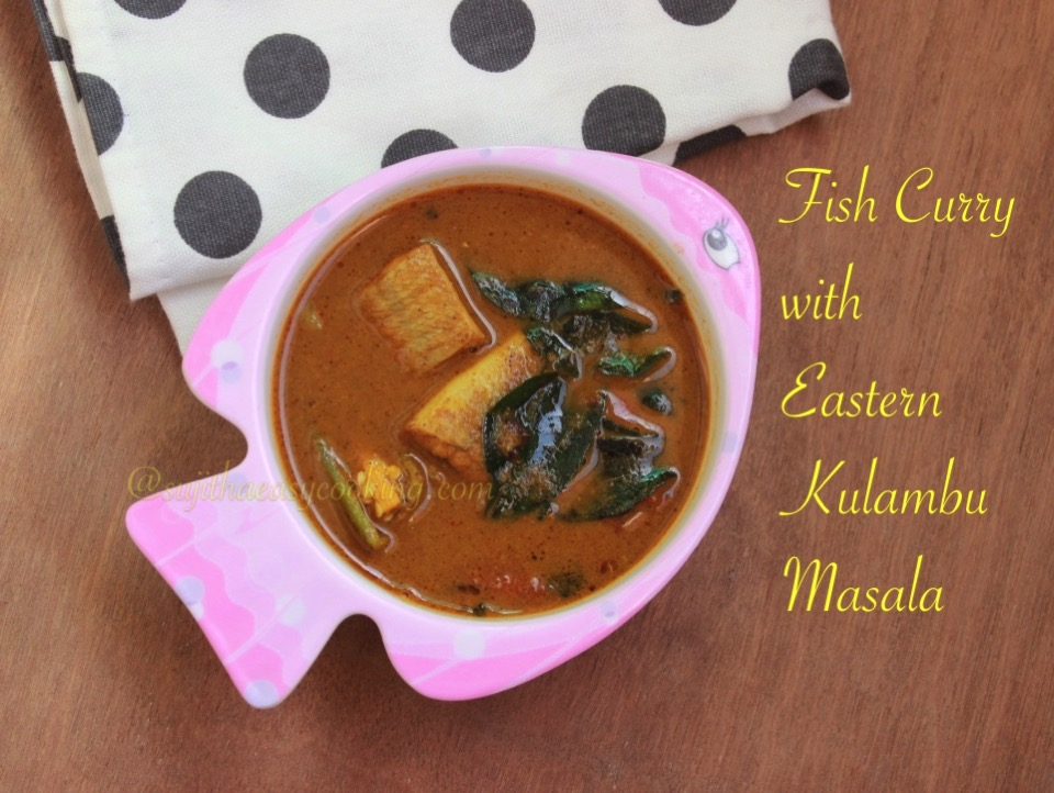 Eastern Kulambu Masala Review
