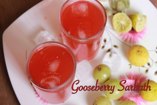 Gooseberry Sarbath4