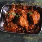 Kashmiri Chicken Curry