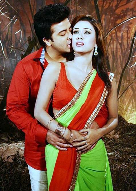 Bangladeshi hot movie song 5 - 3 7