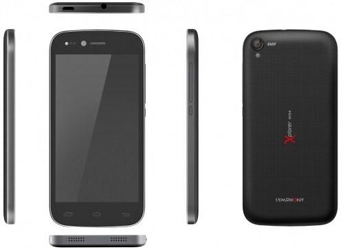 Symphony Xplorer W94 Full Phone Specifications & Price