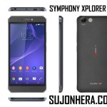 Symphony Xplorer P6: Full Phone Specifications & Price