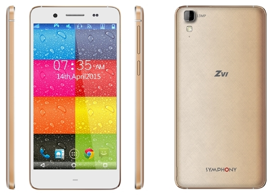 Symphony Xplorer ZVI Full Phone Specifications & Price