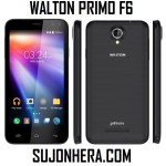 Walton Primo F6: Android Phone Full Specifications & Price