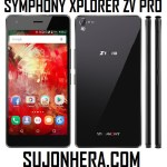 Symphony Xplorer ZV Pro: Full Phone Specifications & Price
