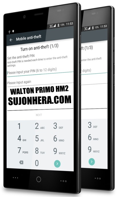 Walton Primo HM2 Android Phone Full Specifications & Price