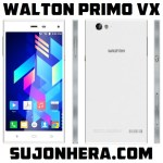 Walton Primo VX: Android Phone Full Specifications & Price