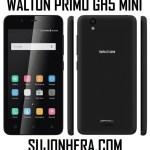 Walton Primo GH5 Mini: Phone Full Specifications & Price