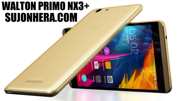 Walton Primo NX3+ Android Phone Full Specifications & Price