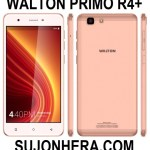 Walton Primo R4+: Android Phone Full Specifications & Price