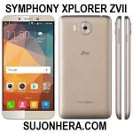 Symphony Xplorer ZVII: Full Phone Specifications & Price