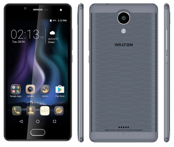 Walton Primo H6 Android Phone Full Specifications & Price