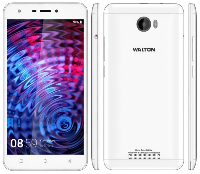 Walton Primo NH Lite Android Phone Full Specifications & Price