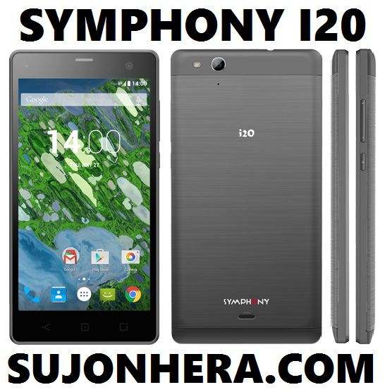 Symphony i20 Full Android Phone Specifications & Price