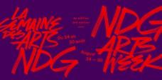 La semaine des arts NDG Arts Week image