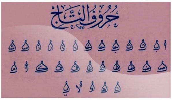 jenis jenis kaligrafi