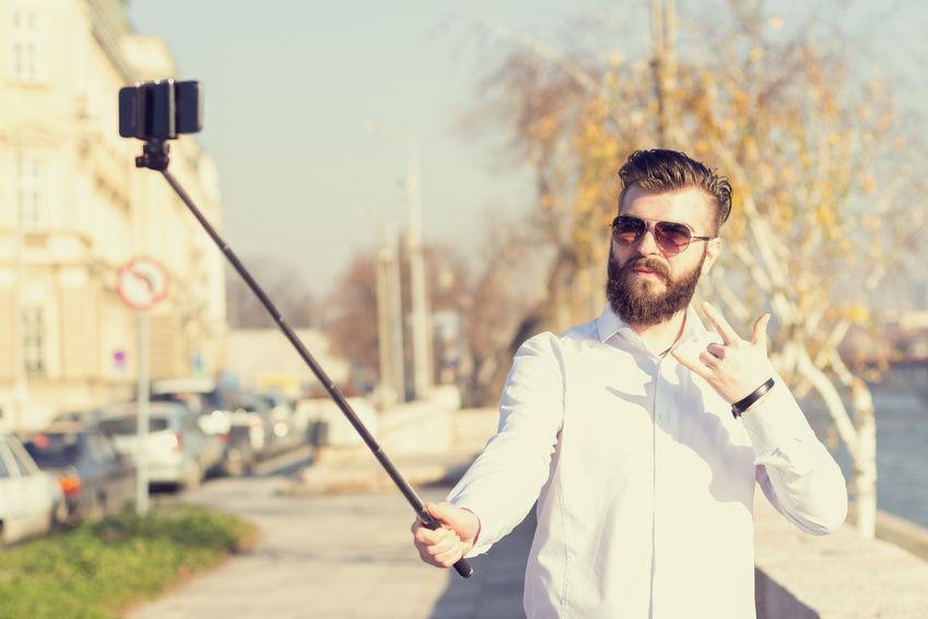 gambar selfie