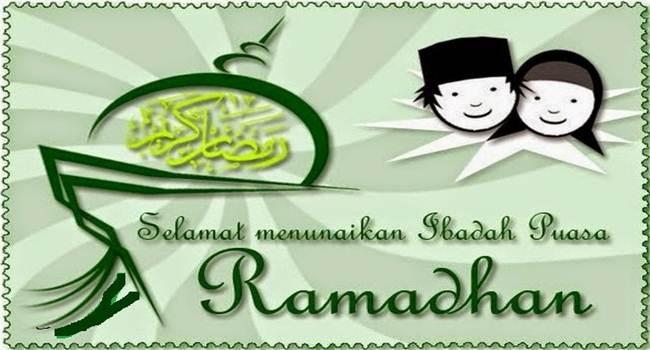 1001+ Kumpulan Ucapan Sahur,Buka Puasa,Maaf, Menyambut Ramadhan