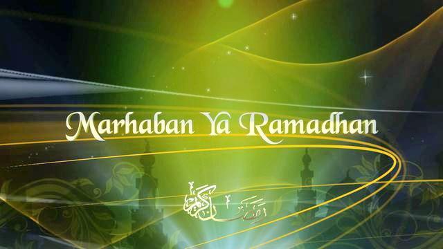 kata kata marhaban ya ramadhan