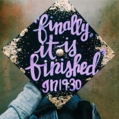Best where to get supplies to decorate graduation cap #diy #craft #graduationcap #graduation #highschool #collage #funny #nursing #formen #forgirl