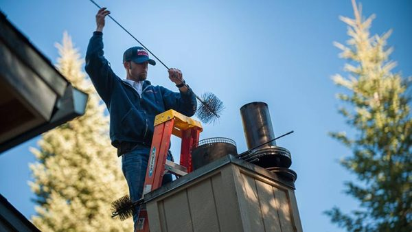 Chimney Cleaning for small business