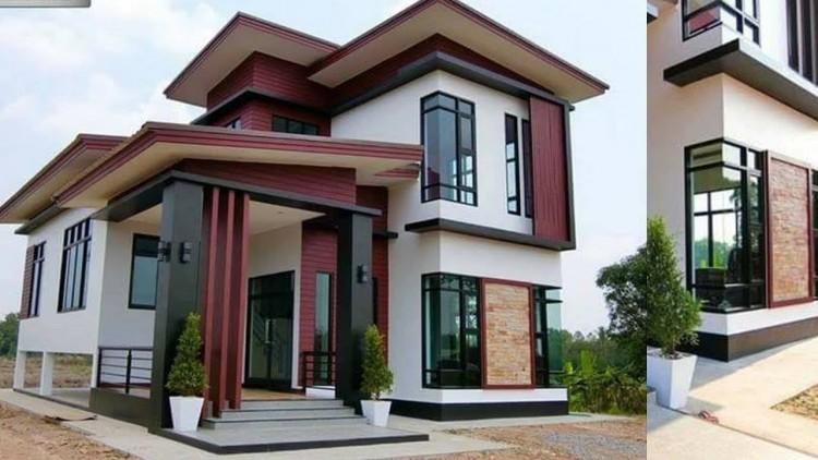 1001 Model Desain Rumah Minimalis Sederhana Modern Suka Suka